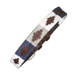 argentinian-leather-polo-dog-collar-navy-grey-white-tornado-1000x1000