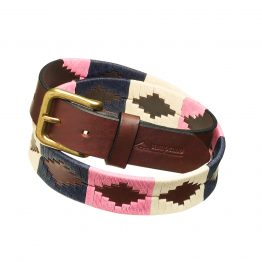 leather-polo-belts-cream-pink-navy-dulce